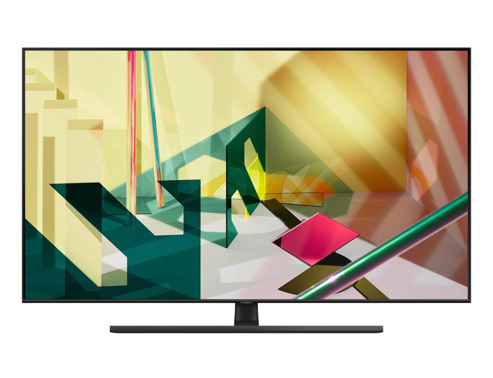 TV SAMSUNG QE55Q70TAU 55″ QLED UHD 4K WIFI SMART NEGRO HDMI USB