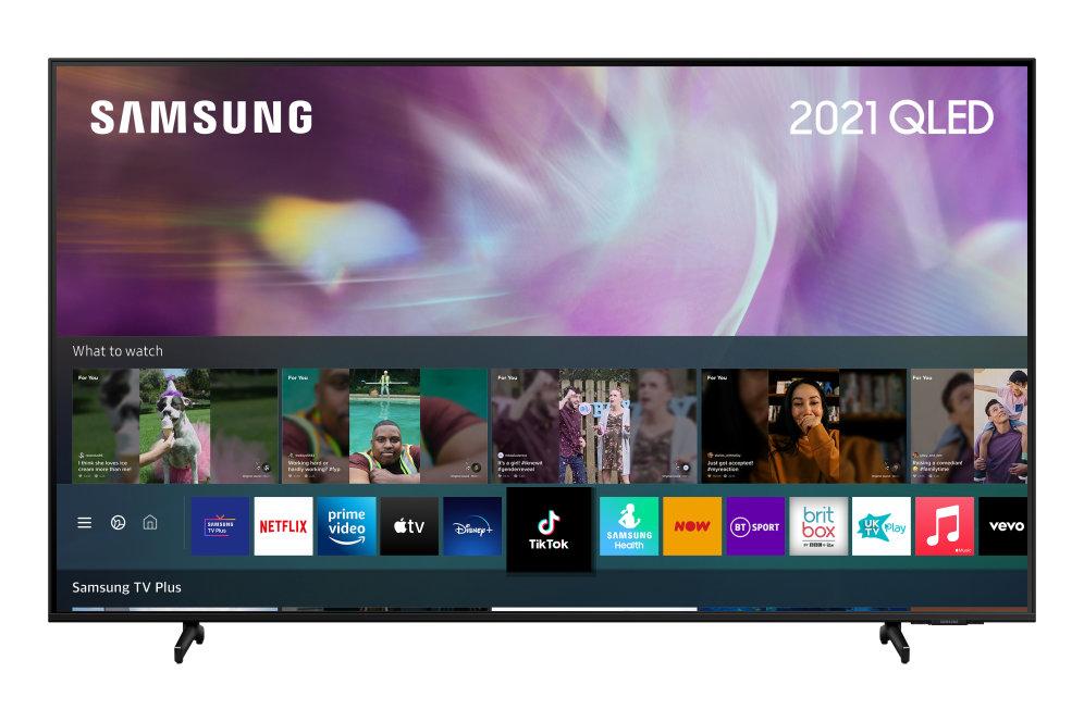TV SAMSUNG QE65Q60A 65″ UHD QLED