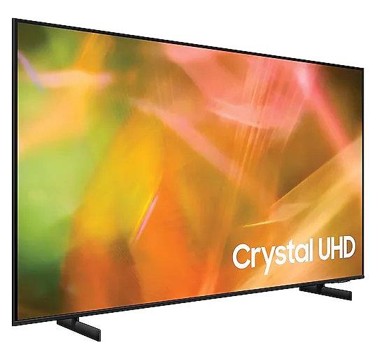 TV SAMSUNG UE43AU8005 43″ CRYSTAL UHD 4K WIFI SMART NEGRO HDMI USB