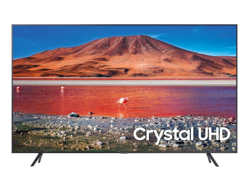 TV SAMSUNG UE43TU7172U 43″ CRYSTAL UHD 4K SMART WIFI NEGRO HDMI USB