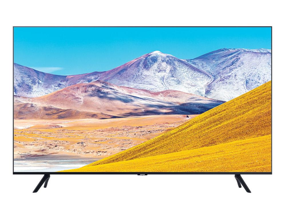 TV SAMSUNG UE43TU8005 43″ CRYSTAL UHD 4K SMART WIFI NEGRO HDMI USB