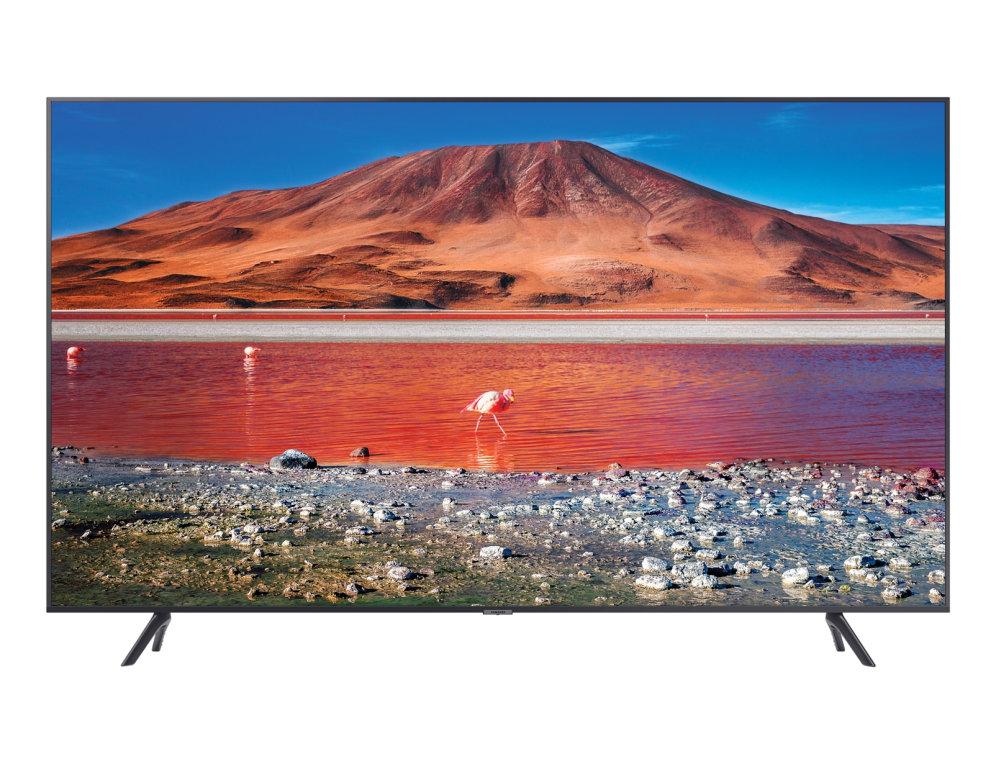 TV SAMSUNG UE50TU7105K 50″ CRYSTAL UHD 4K WIFI SMART NEGRO HDMI USB