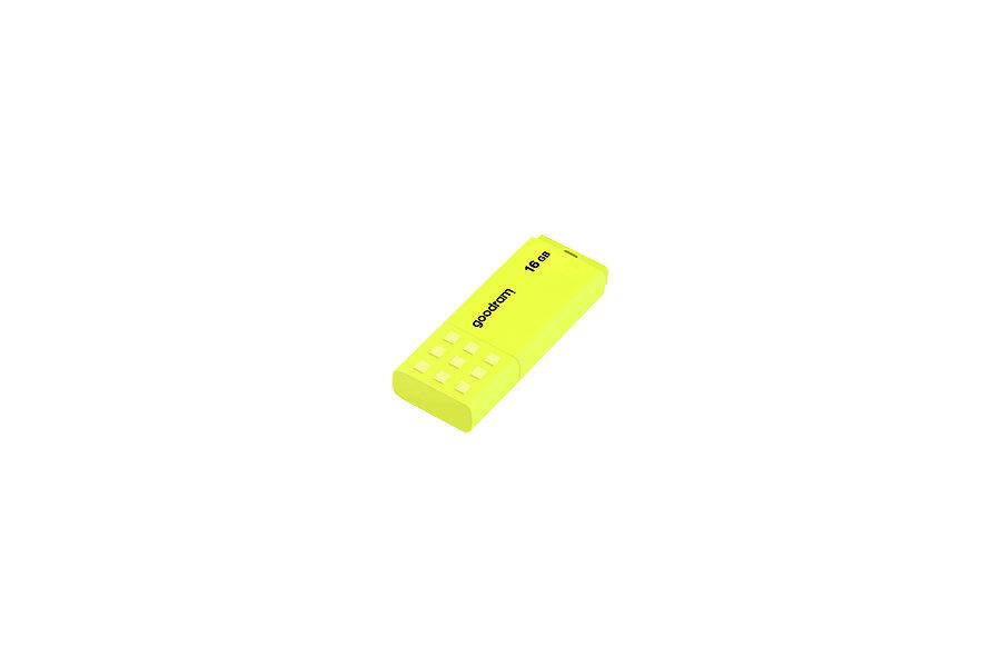 USB 2.0 GOODRAM 16GB UME2 AMARILLO
