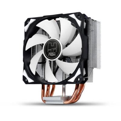 VENTILADOR CPU NOX HUMMER H312 120MM BLANCO